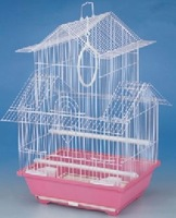 Vintage Portable Foldable Breeding bird cage parrot cage