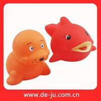 Rubber Happy Bath Plastic Toy Sea Animal