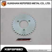 NSR rear motorcycle chain sprocket