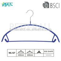 Wholesale-Betterall WL127 PVC-coated hanger,special style,multi-function,metal stand for drying clothes