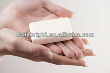 Minimalist style soap for business hotel guests