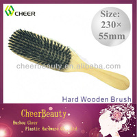 Professional Wooden Hair Brushe For Black Men HB024