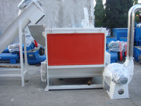 PE/PP plastic film crushing washing recycling machine