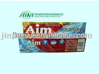 Aim Toothpaste for home use