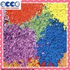 Colorful EPDM rubber granules price /rubber raw material for playground surface-FL-G-V-200