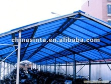 Fiberglass roof cover, frp roof corrugated sheet