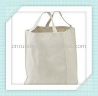 custom blank cotton tote bags