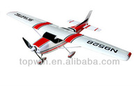 skyartec hobby 2.4G 4CH RTF Electric Scale model airplane brushless motors
