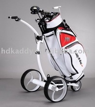 wave shape Electric Golf Caddy