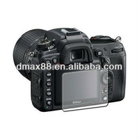 Digital cameras screen protector film for Nikon D7000 oem/odm (Anti-Glare)