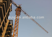 manufacturer telescopic cranes QTZ 63 (5610) tower crane