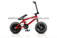 all new design rocker freestyle mini BMX stunt bike
