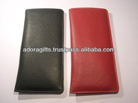 ADASGC - 0056 soft leather eyeglasses cases / handmade hard eyeglasses cases / leather spectacle cases for glasses