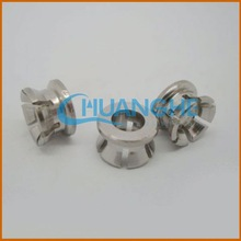 Manufactured in China wheel lock key nuts