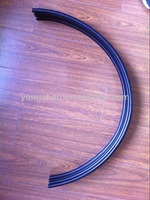 EPDM/SILICONE Rubber Foam extrusion sealing strip