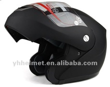 YOHE flip up helmet with ECE and DOT standard 936