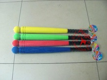 Manufacture eva toy baseball bats for gift