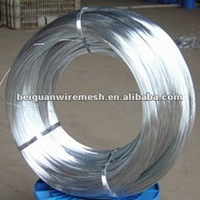 low price high tensile strength galvanized steel wire