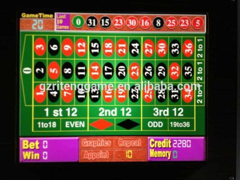 Gambling roulette machines fantasy springs casino calendar of events