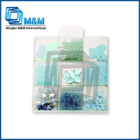 Diy Card Sets Bezel Set Gemstone Beads Wholesale
