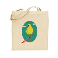 Eco-friendly 100% cotton Canvas Tote bag with printing