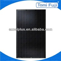 2013 high efficiency 240W mono photovoltaic solar panel in energy cheap price
