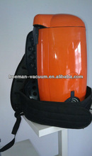 New style back-pack vacuum cleaner