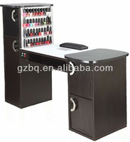 Top quality beauty equipment nail art table , used manicure table