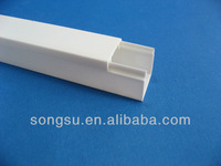 Durable PVC Wall Cable Cover 23X13mm