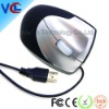 Novelty 3D USB Retractable Optical Mouse ISO:9001 Approved Computer Accessory Shenzhen Factory