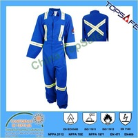 Caution Tape Fire Retardant coverall