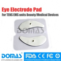 eye beauty pad For tens unit/therapy machine SM112 electronic pulse massager electrode pad