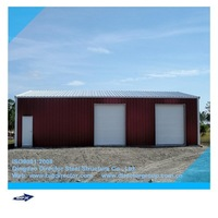 light frame steel structure prefabricated china portable warehouse