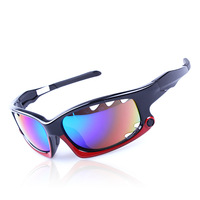2013 new fashion outdoor PC lense PC frame unisex sport eyewear