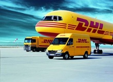 DHL air freight rates to Iran