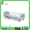 Used three-function super low electrical hospital bed