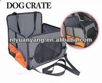 carrying soft dog cage pet bicycle carrier pet cages
