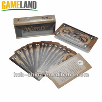 Card Game MINI Paper Playing Cards Custom Game card case
