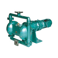 Electric diaphragm booster pump