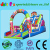 23ftH circo dry slide inflatable large slides