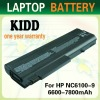 replacement Battery for HP Compaq nx5100 nx6100 nx6105 nx6110 nx6115 nx6120 nx6125 nx6130 battery