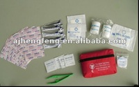 Mini First Aid Kit With CE,ISO,FDA