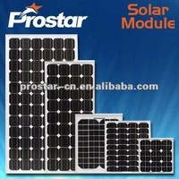 polycrystalline 54 cells solar photovoltaic modules for home use