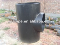 China Carbon Steel Pipe Tee