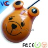 animal shaped kids computer mouse, CE,ROHS standard