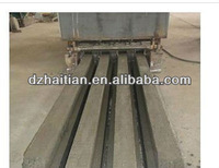 prestressed concrete poles making machine for cement fencing