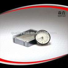 ShakeproofSurface/pipeline metal shell back connection thermometer