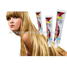Japanese ingredients best natural hair color cream new technology 100% full coverage grey hair