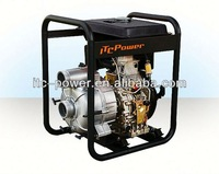 china ITC-Power DPT80L Diesel sewage pumps,big fuel tank,water pump made in china supplier of power