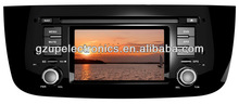 "4.3"" car dvd player GPS navigation for Linea with bluetooth TV iPod 3G"